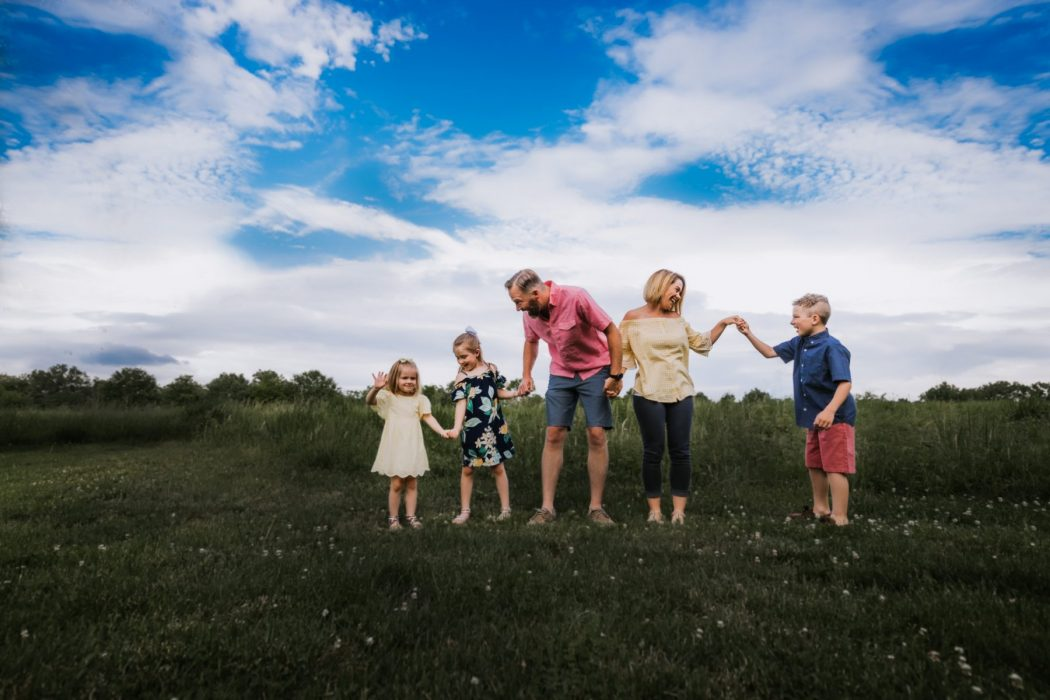 St. Louis Family Mini Session